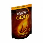 "Кофе растворимый сублимированный ""Nescafe Gold"" 150г пакет"